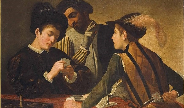 On the trail... of Caravaggio