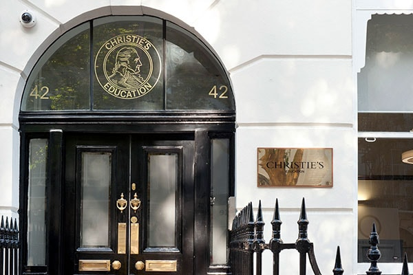 New Premises in London for Christie's Education 40th Anniversary