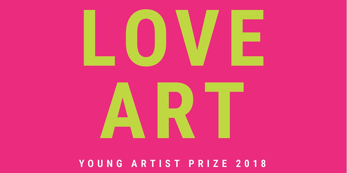 Christie's Education partners with Saatchi Gallery for LOVE ART Young Artist Prize 2018