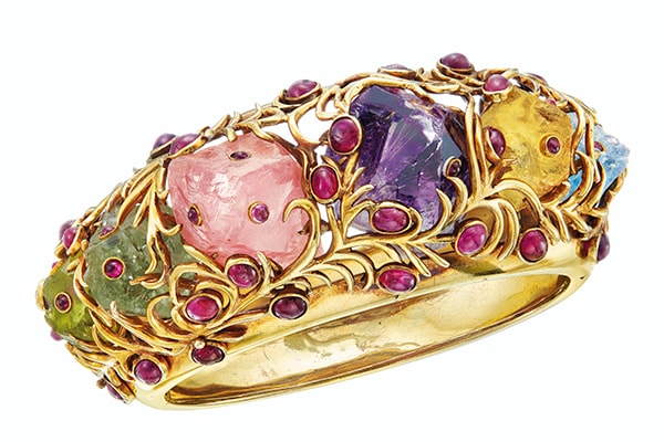 Vanessa Cron on Current Trends in Jewellery Ahead of Christie's Magnificent Jewels Sale