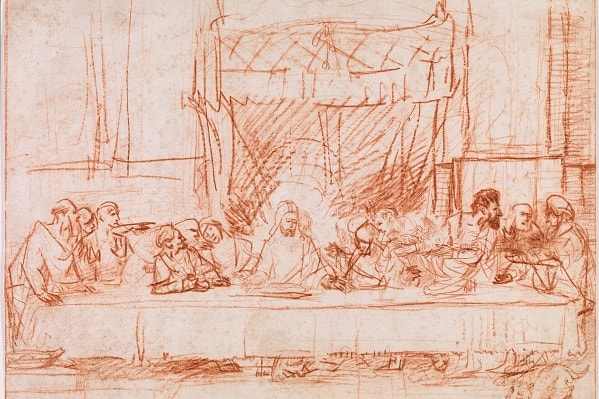 Raphael, Holbein and Leonardo at their Drawing Board - the use of Cartoons and Underdrawings in the Renaissance